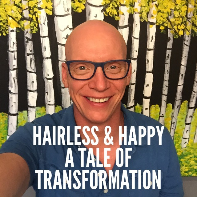 Hairless and Happy | Breathe With JP - Transformational breathing exercises, LA