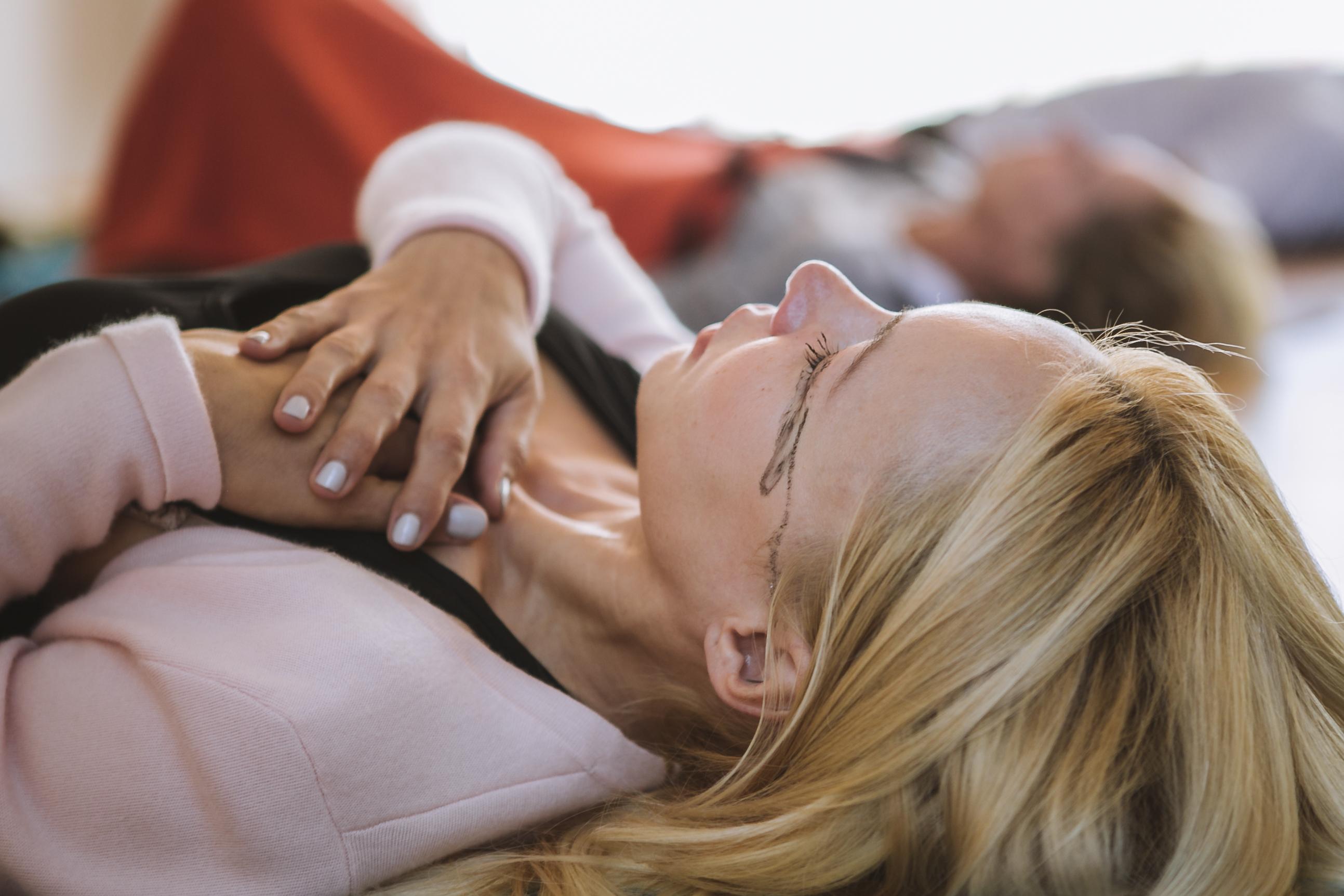 Breathwork - How to Breathe Better | Breathe With JP - Breathwork teacher training, LA