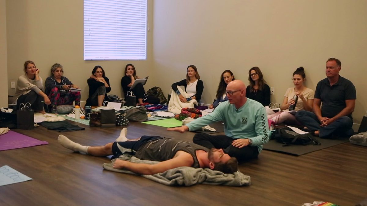 BREATHWORK TEACHER TRAINING: Basics and One-on-One