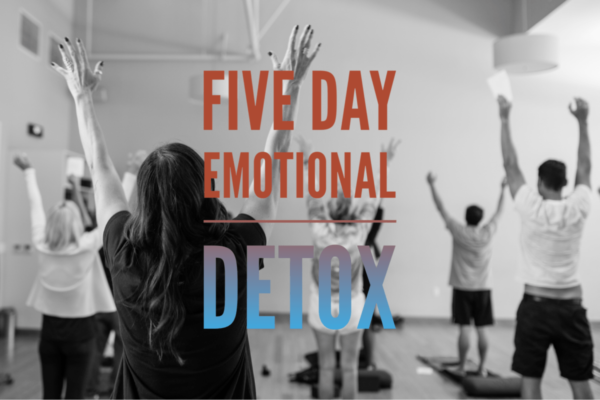 Five Day Emotional Detox Online Course