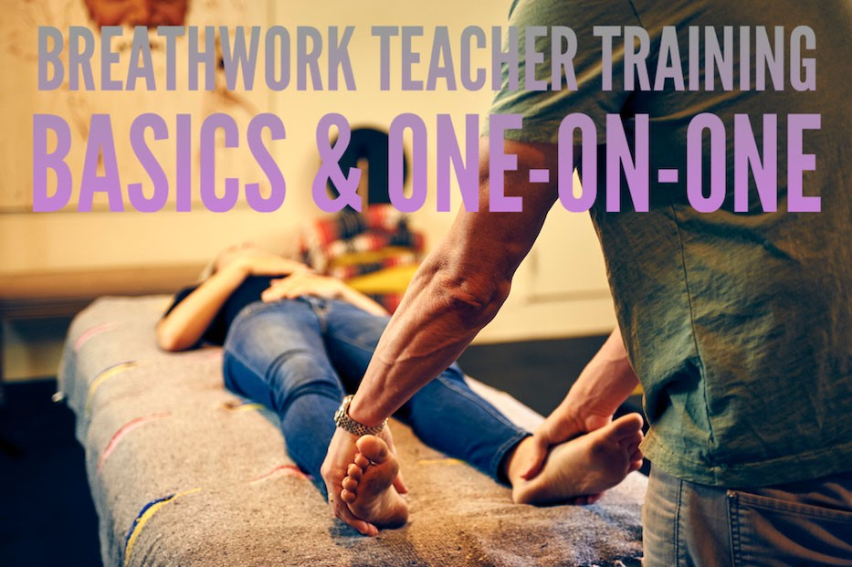 Online Breathwork Teacher Training