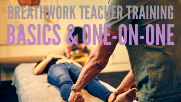 Breathwork Teacher Training In-Person Dates