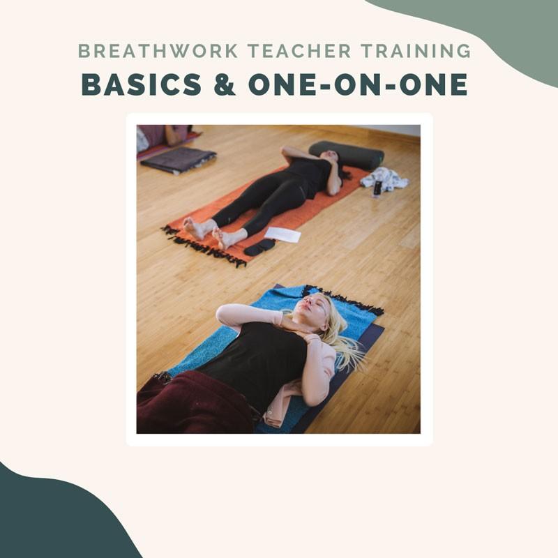 Best In Person Breathwork Teacher Training - Basics One-on-One