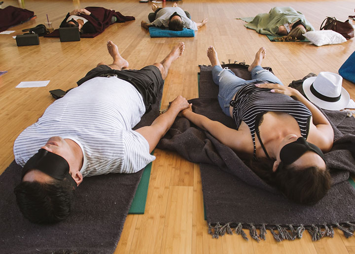 Best In-person Breathwork Teacher Training Couples & Groups Training- Breathe with JP - Jon Paul Crimi