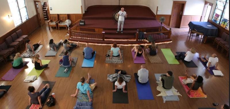 Breathwork Teacher Training In-Person Dates
