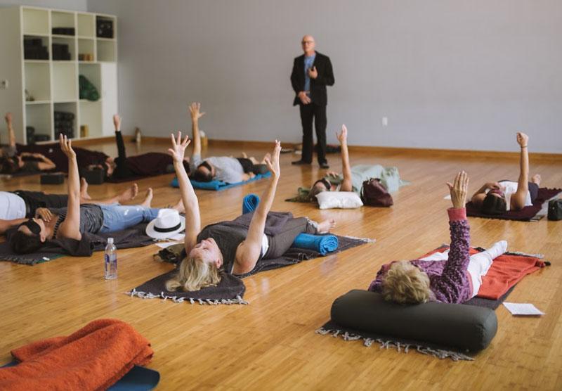 best in-person breathwork teacher training - teacher training dates