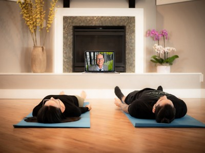 Live Zoom Classes - online breathwork classes