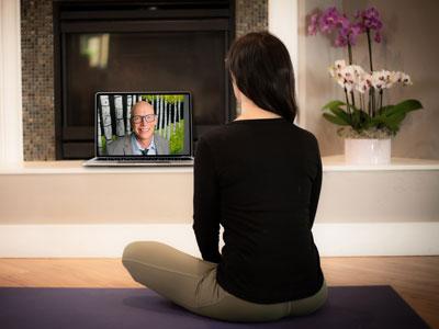 Private Zoom Breathwork Session with Jon Paul Crimi - live online breathwork class